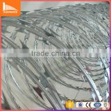 alibaba 10 years factory ASO wholesale best service hot sale concertina barbed wire mesh