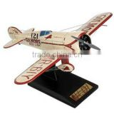 resin model plane crafts for collection souvenir