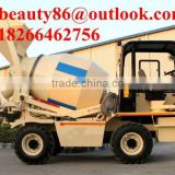 Chine best 260L,350L,400L electric motor or diesel Concrete Mixer;portable concrete mixer;mobile concrete mixer