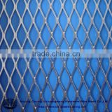 elctro/hot-dipped galvanized expanded metal mesh