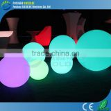 Color changeable led dimmable ball bulb with high quality plastic cover GKB-050RT