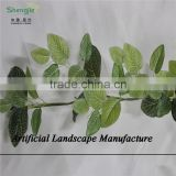 SJZJN 2556 Customized hot selling artificial leaf hanging