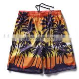 Men board shorts Hawaii holiday style beach shorts tide brand digital painting summer casual breathable short trousers factory