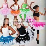 New design -- Cute contract colour dance ballet dress-for adults and children-girl's ballet dance dress-costumes-prom dress