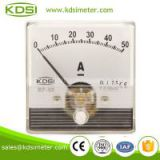 Dustproof  20 years Professional Manufacturer  BP-60N DC50A special meter for welding machine