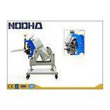 High Efficient Pipe And Plate Beveling Machine With Trolley 0.4KW