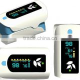 Fingertip Pulse Oximeter Pulse oximetry measurement temperature