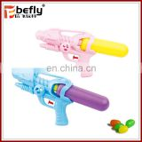 Summer beach play set plastic water gun candy toy