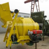 The concrete drum mixer in Philippines for sale