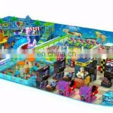 indoor children amusement playground equipment