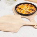 Wood Pizza Board Wooden Pizza Peel Paddle