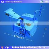 CE approved Professional Mushroom Turning Machine mushroom compost bag filling machine with cheap price top quality