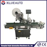 Automatic flat labeling machine for paper box adhesive sticker flat labeling machine
