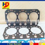 6DB1 6DB10 Engine Cylinder Head Gasket For Mitsubishi Excavator