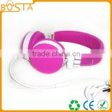 Premium sound effect handsfree active noise cancelling good quality headphones