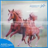 3x3 Standard Trading Fair Popup Backdrop Stand