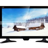 "19"" LCD /LED TV, front glass , big cabinet ,two feet ,Guangzhou factory SKD KIT,cheap price ,own mould"