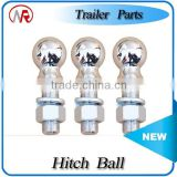 "1 7/8 "" x 5/8"" x 1 3/4"" light duty zinc plated weight lawn tractor hitch balls"