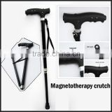 New deisgn ,magnetotherapy handle, aluminium adjustable walking cane                                                                         Quality Choice