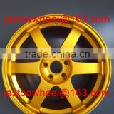 We are factory------replica wheel alloy rim 16 inch*5.5 inch forged alloy wheel Image