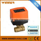 HVAC System Spare Parts Electric Actuator Damper Valve