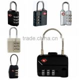 luggage lock approved by TSA