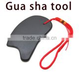 Acupress Genuine Ultra Smooth Edge Natural bian stone Gua sha tool for SPA dredge Meridian cycle