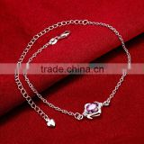 SPA007 Body Chain Jewelry Brass Material Anklet