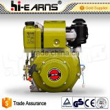178F mini electric motor low rpm chinese outboard motor