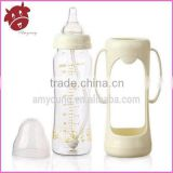 wholesale infant formula thermos bottle Baby milk power Bottle baby food glass baby bottles