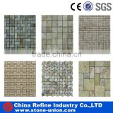 Professional Factory Wholesale Stone Mosaic Tile for Home Decoration, Wall Art Decor Tiles