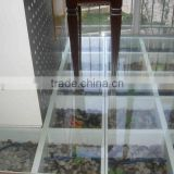 12+1.52pvb+12mm laminated glass price for floor