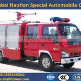 Powder Fire Truck/fire fighting truck/Foam fire truck/water fire truck 4X2 for emergency situation/fire disaster/forest fire