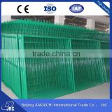 Reinforced Galvanised Welded Mesh Fence