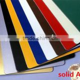3mm interior decorative material aluminum plastic composite panel waterproof decorative bathroom wall panels