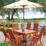 Outdoor Garden Furniture Terrace Cafe Table and Chairs                                                                         Quality Choice