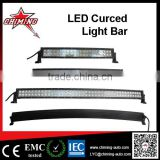 wholesale 180w E pistar led curved light bar for off road                                                                         Quality Choice