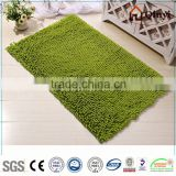 NEW Chenille soft mat for living room ,baby soft floor mat , washable rugs / Chenille mat-QINYI
