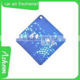 trees hanging car air freshener little perfumes for car paper trees freshener, DL981