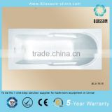 exported to South eastern Asia custom size small bathtub