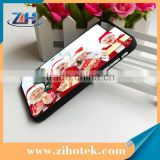 2D Sublimation oil spray case for iPhone 6/6s,blank sublimation oil feeling case for iPhone 6/6s