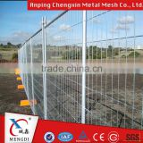 Steel Metal welded Type temporary picket fence