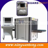 Airport convey belt security x ray scanner for luggage/pacel/suitcase/baggage inspection
