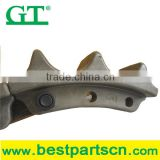undercarriage parts,forging boron steel tractor D375 bulldozer Segment Groups 195-27-33111 sprocket