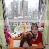 Popular fleece memory foam dog bed from chinese factory