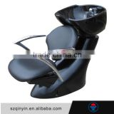CE SGS certification high quality PVC leather confortable s shampoo chair wash unit                                                                         Quality Choice