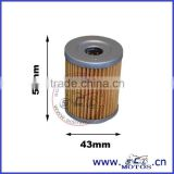 SCL-2013040623 Motorcycle Chinese oil filter for DR200