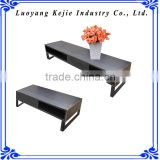 Hot selling living room furniture partition tv stand mahogany tv cabinets lcd tv stand with low price