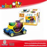 Juguetes toy game new B/O kids battery operated cars with 3d light and music,electric kids battery operated cars