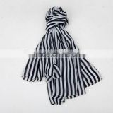 Fashion Bohemian Style Chiffon Scarf Yarn Chain Graffiti Women's Beach Printing Scarf